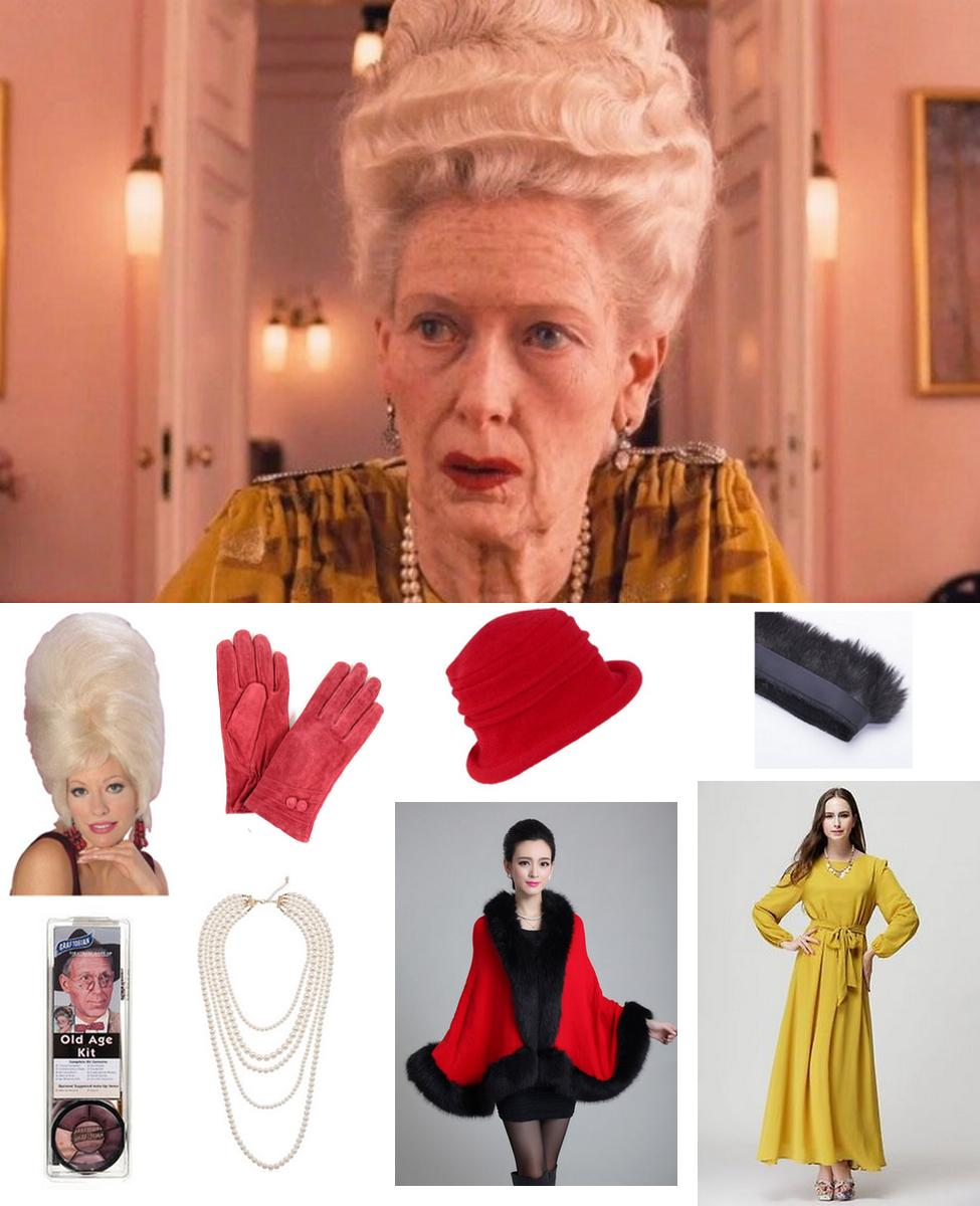 Madame D from The Grand Budapest Hotel Cosplay Guide