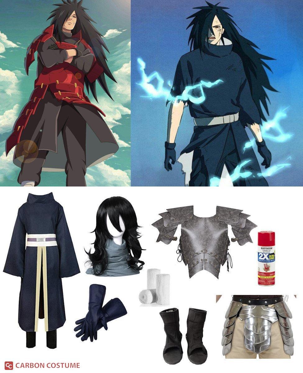 Madara Uchiha from Naruto Shippuden Cosplay Guide