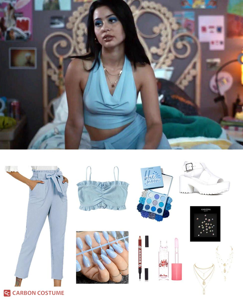 Maddy Perez from Euphoria Cosplay Guide
