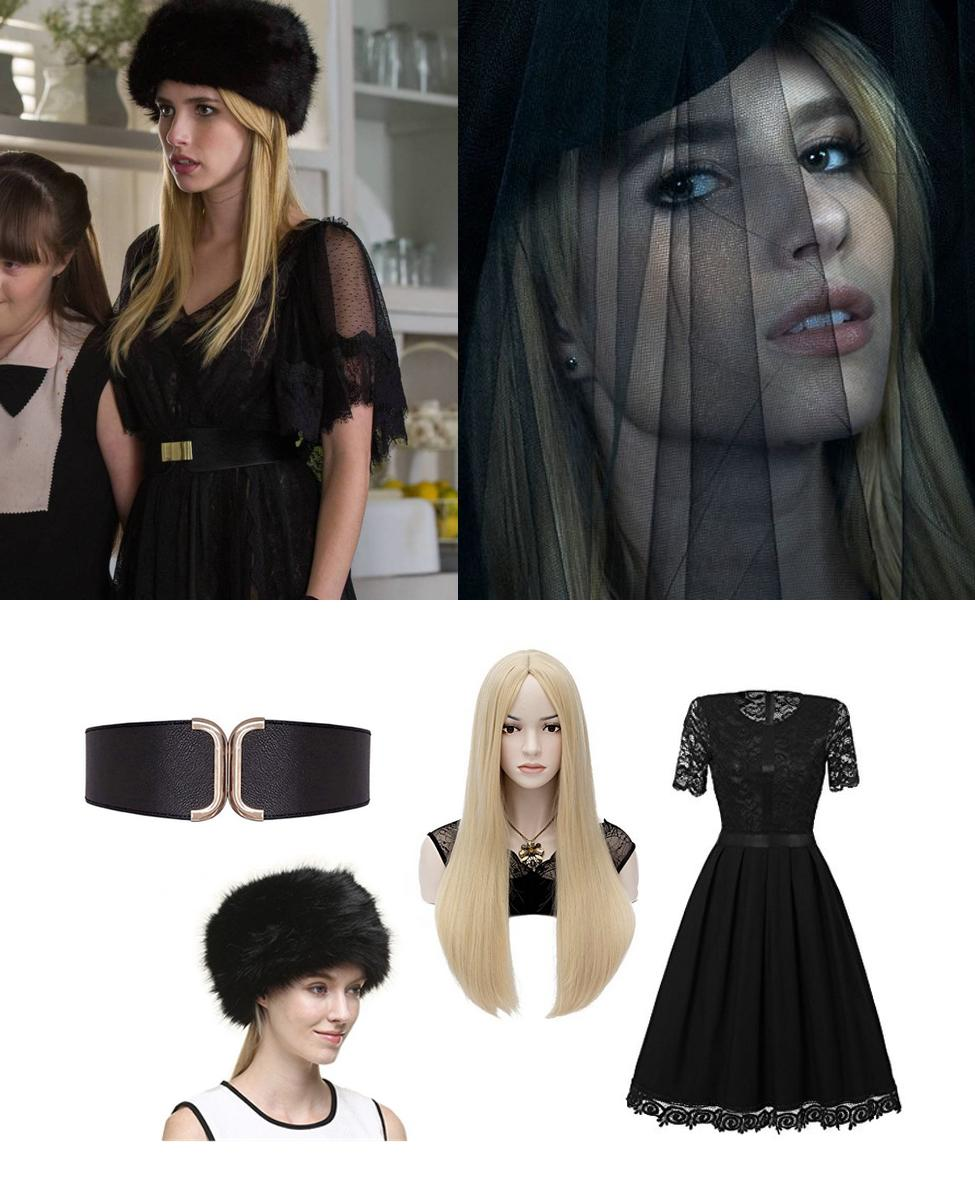 Madison Montgomery from AHS: Coven Cosplay Guide