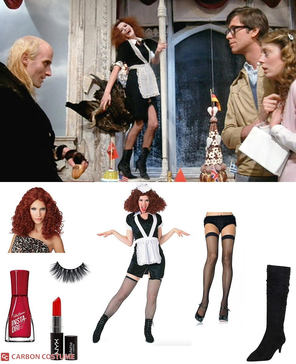 Magenta from Rocky Horror Picture Show Cosplay Guide