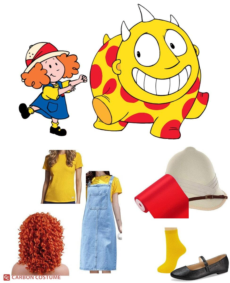 Maggie from Maggie and the Ferocious Beast Cosplay Guide