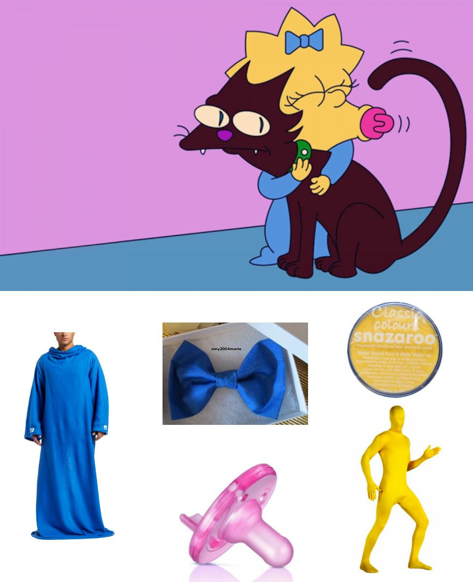 Maggie Simpson Cosplay Guide