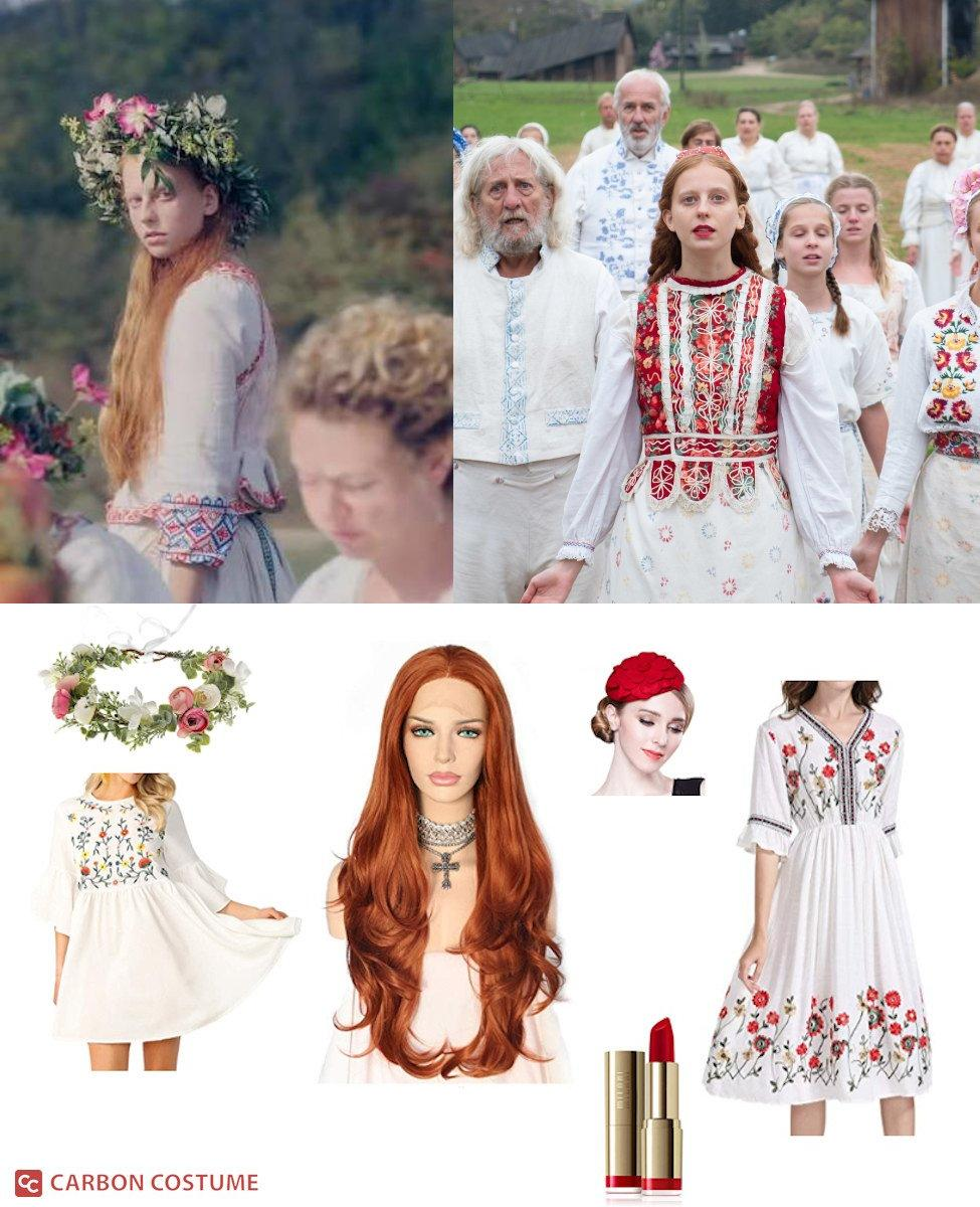 Maja from Midsommar Cosplay Guide
