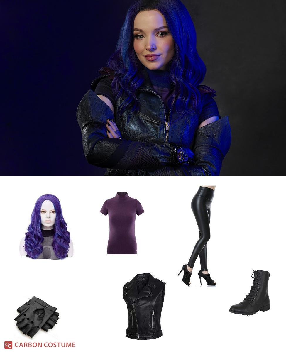 Mal from Disney's Descendants 3 Cosplay Guide