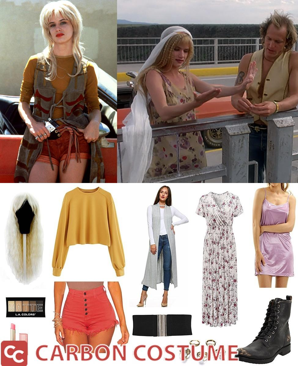 Mallory Knox from Natural Born Killers Cosplay Guide
