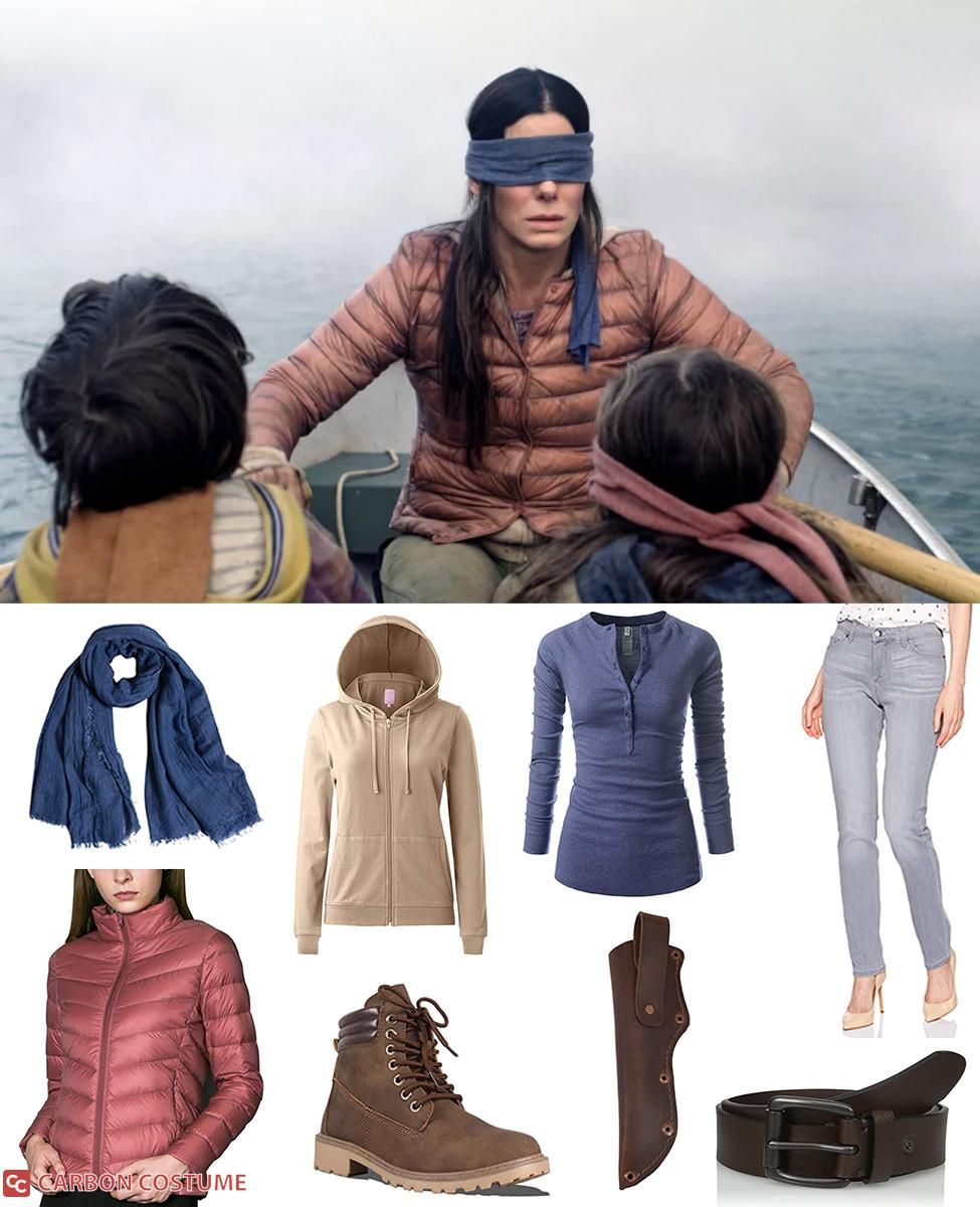 Malorie Hayes from Bird Box Cosplay Guide