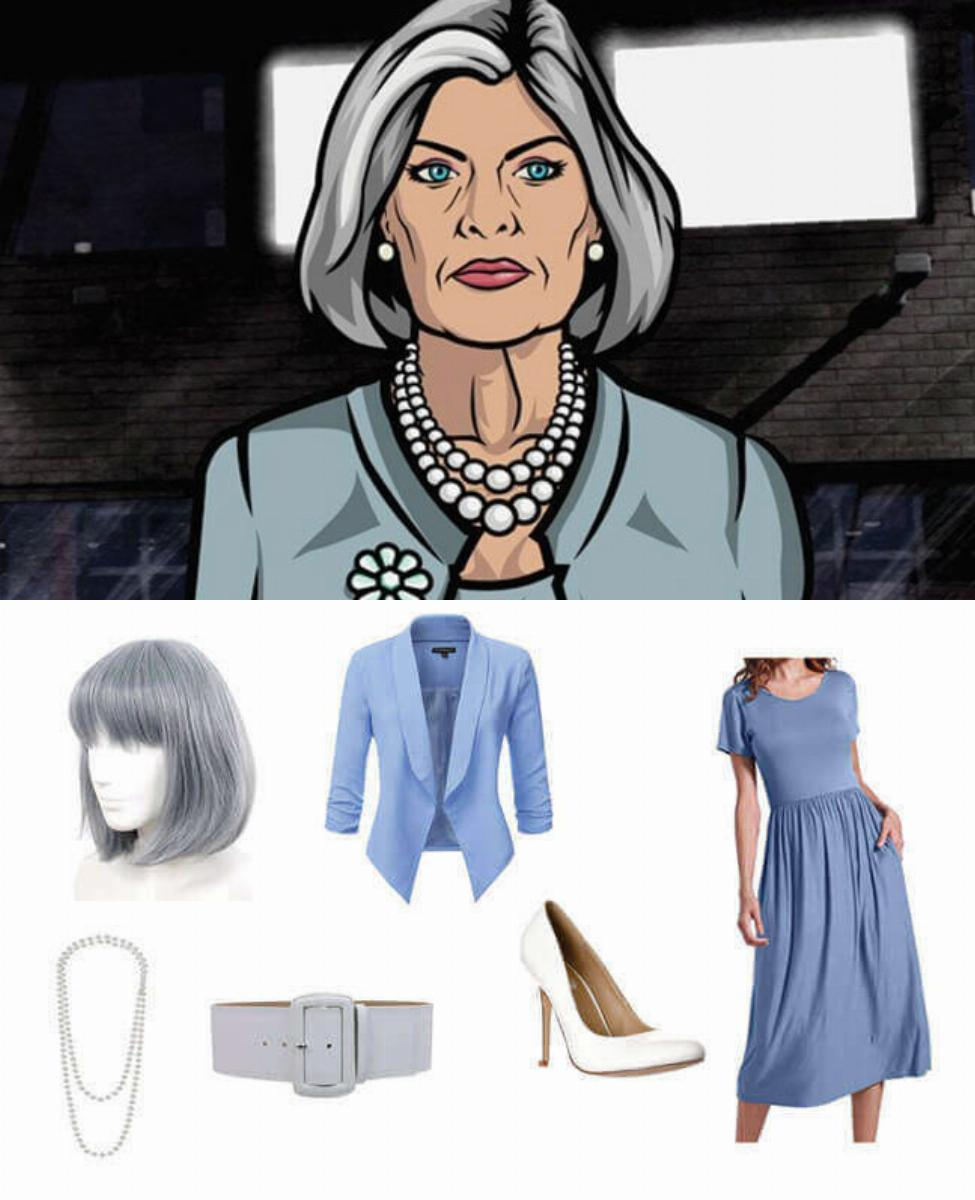 Malory Archer Cosplay Guide