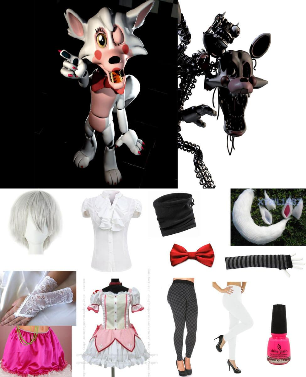 Mangle Cosplay Guide