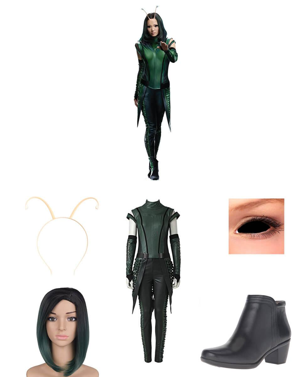 Mantis Cosplay Guide