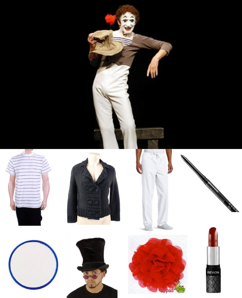 Marcel Marceau Cosplay Guide