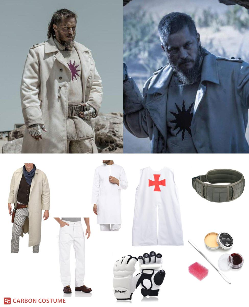 Marcus from Raised by Wolves Cosplay Guide
