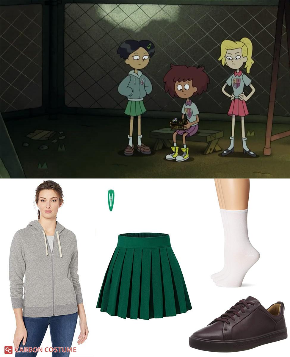 Marcy from Amphibia Cosplay Guide