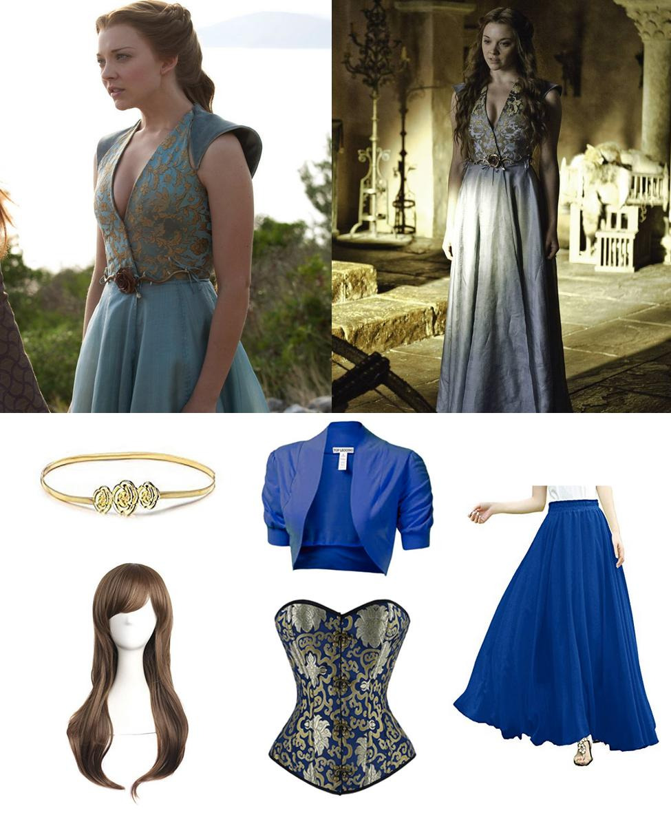 Margaery Tyrell Cosplay Guide