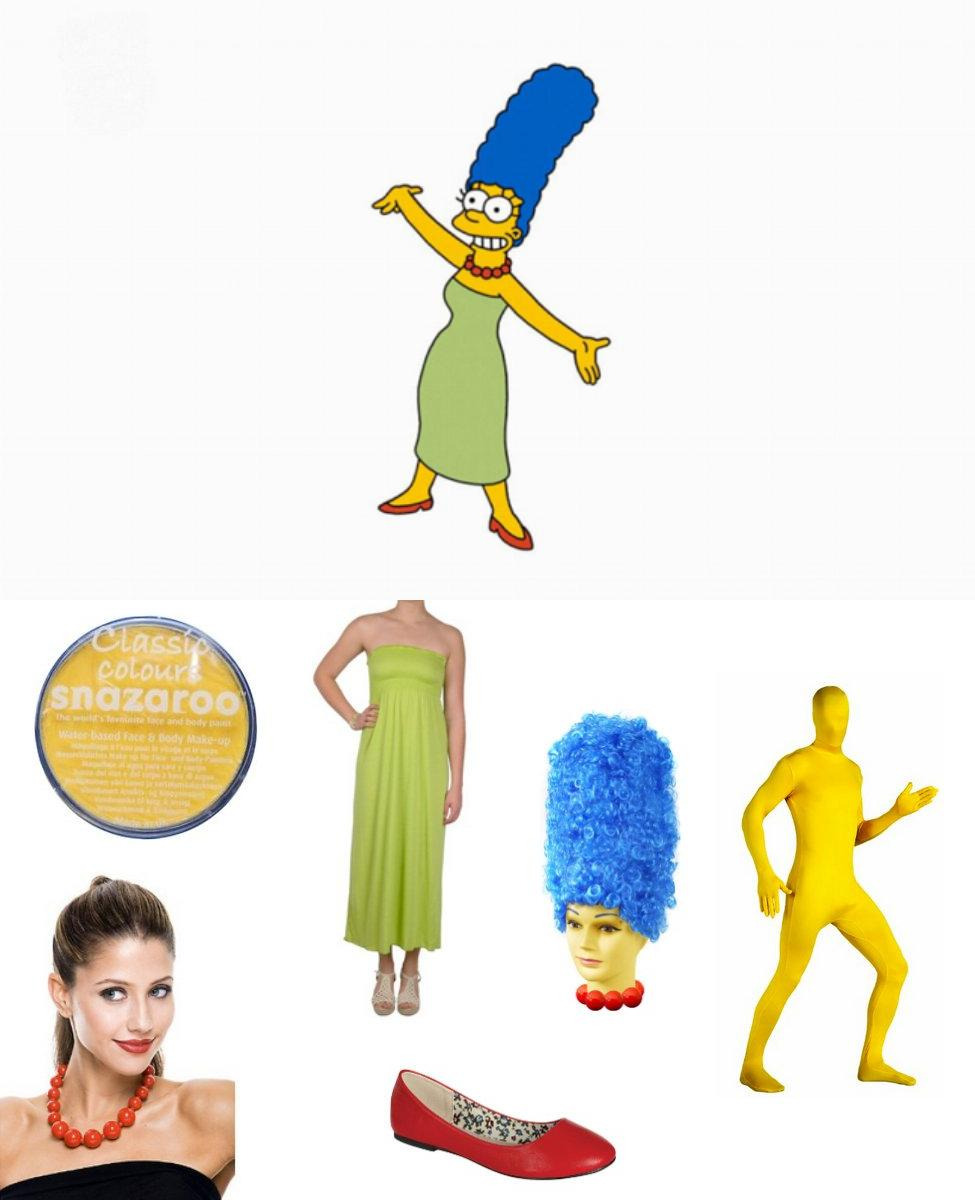 Marge Simpson Cosplay Guide