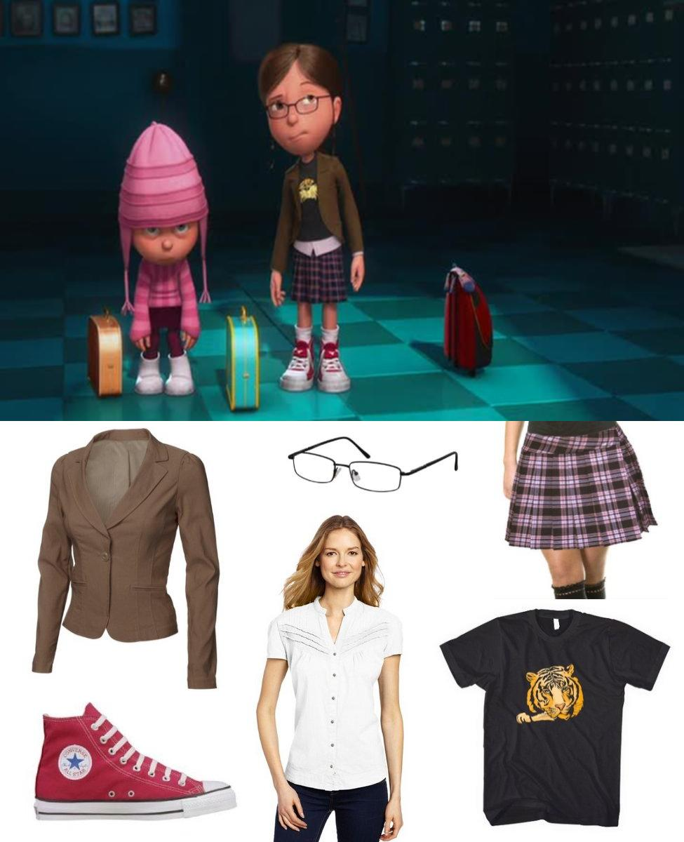 Margo in Despicable Me Cosplay Guide