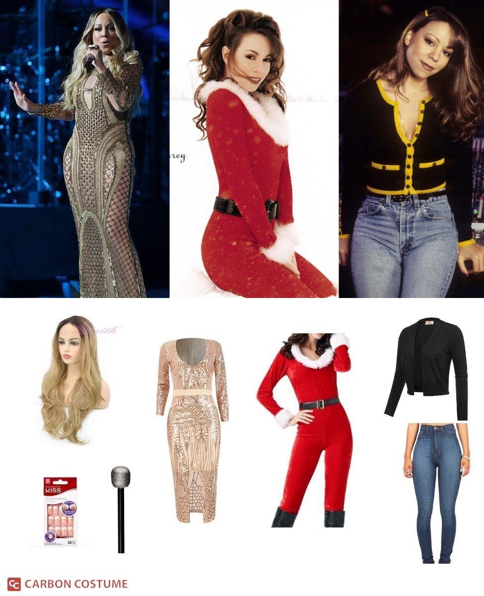 Mariah Carey Cosplay Guide