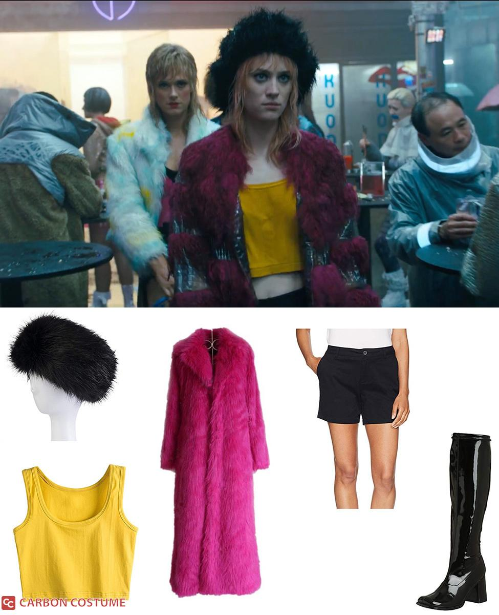 Mariette from Blade Runner 2049 Cosplay Guide