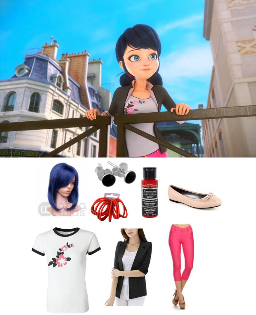 Marinette Dupain-Cheng Cosplay Guide