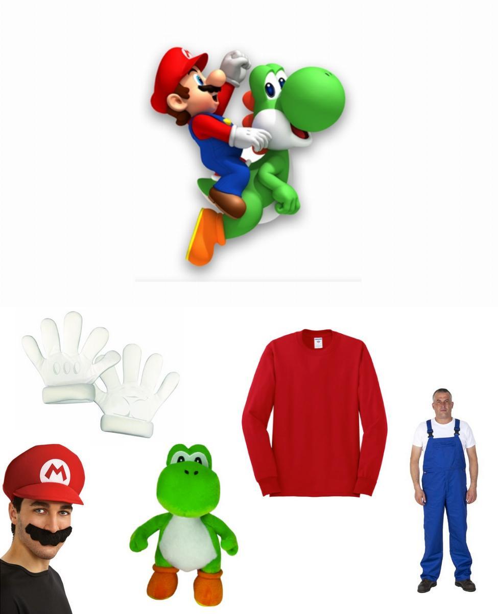 Mario Cosplay Guide