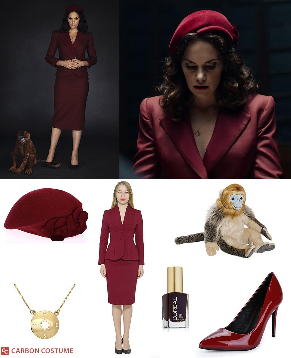 Marisa Coulter from His Dark Materials Cosplay Guide