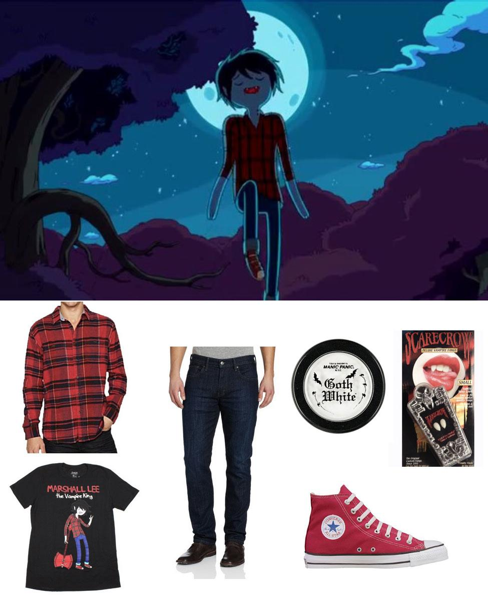 Marshall Lee Cosplay Guide