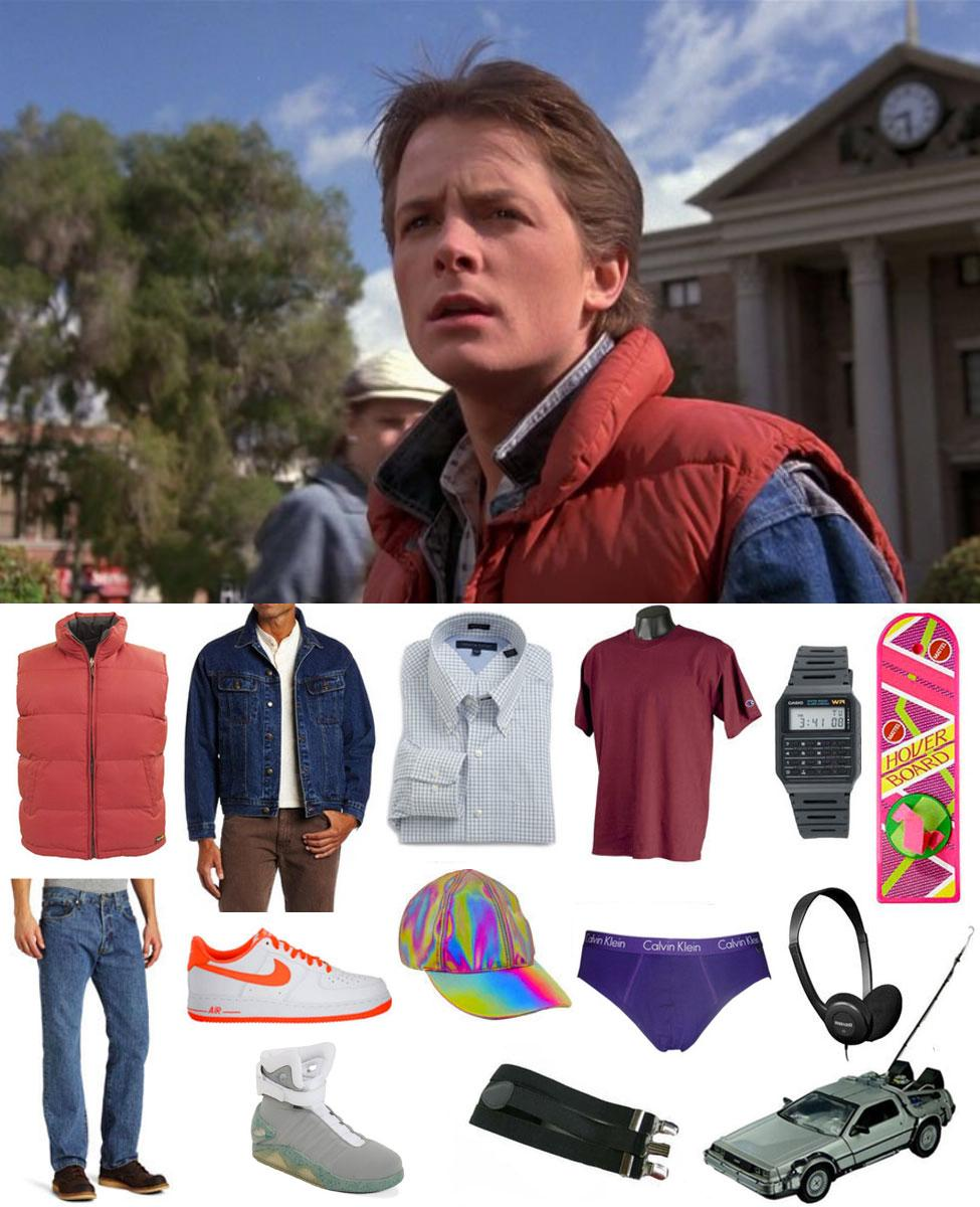 Marty McFly Cosplay Guide