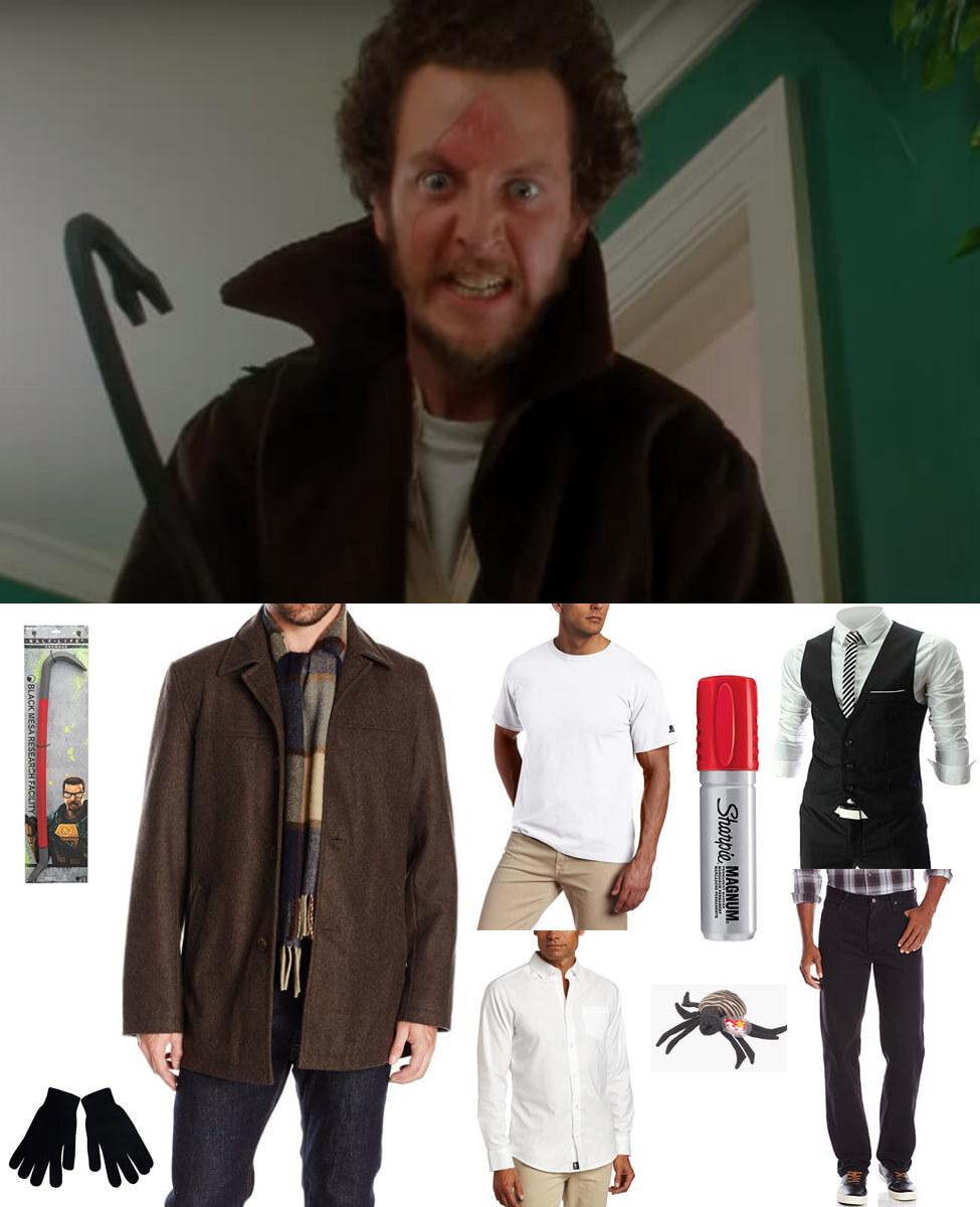 Marv from Home Alone Cosplay Guide