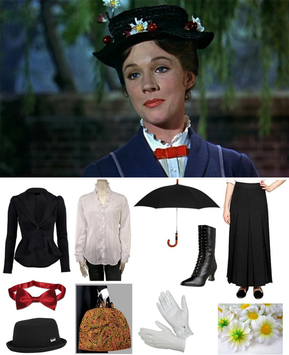 Mary Poppins Cosplay Guide
