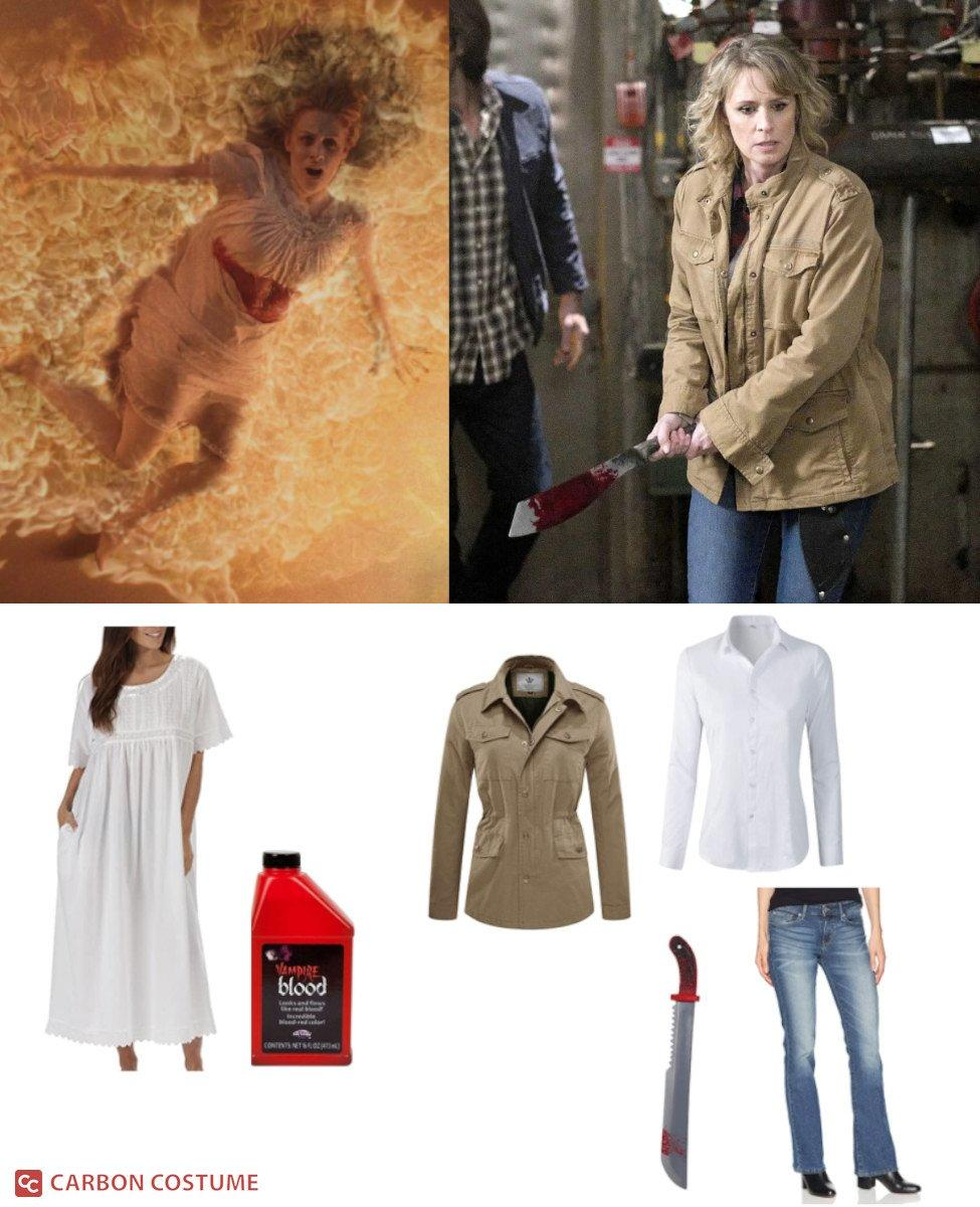 Mary Winchester from Supernatural Cosplay Guide