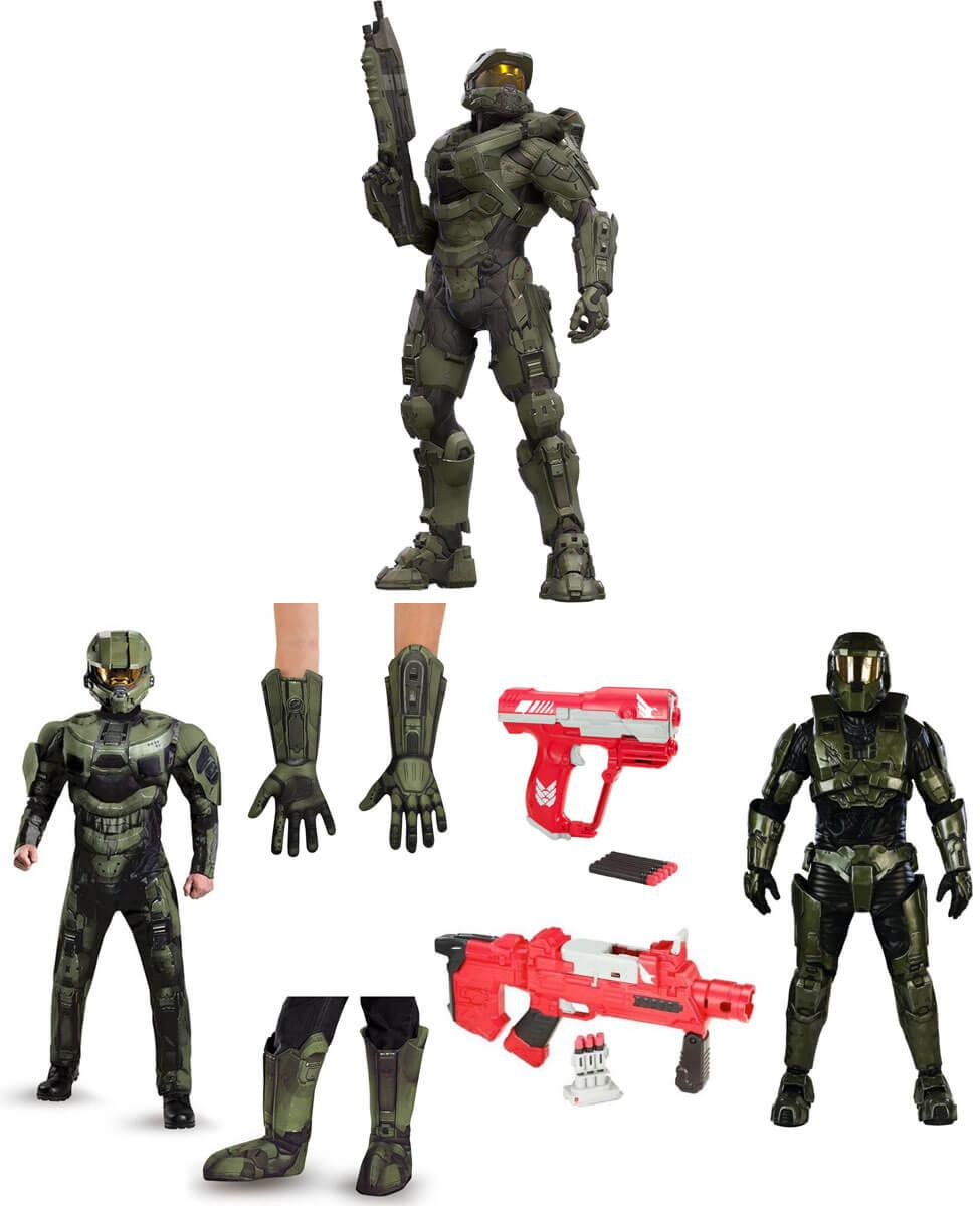 Master Chief Cosplay Guide