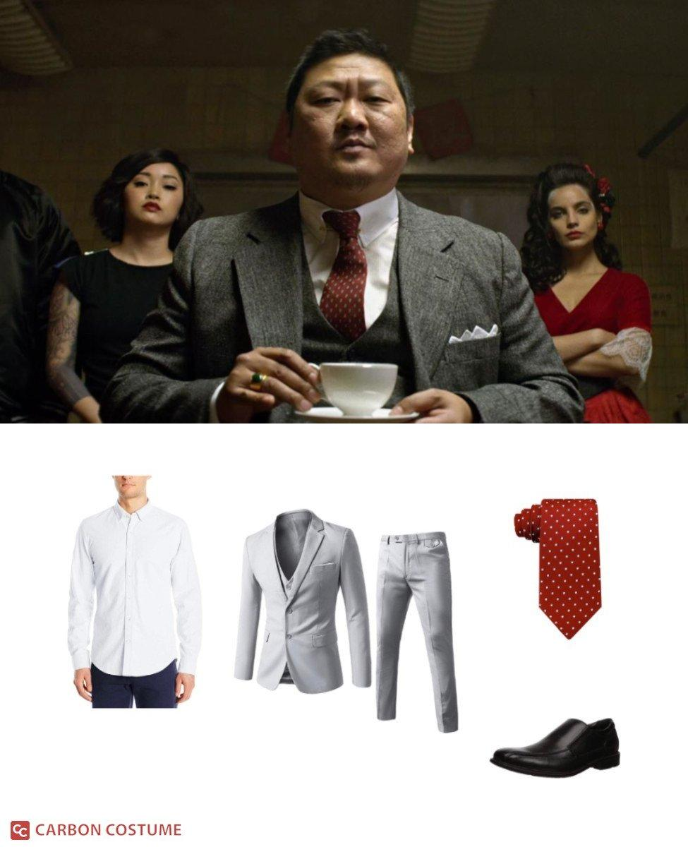 Master Lin from Deadly Class Cosplay Guide