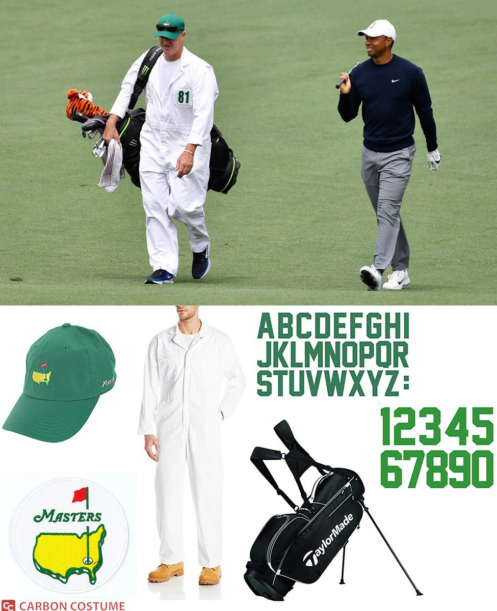 Masters Caddy Cosplay Guide