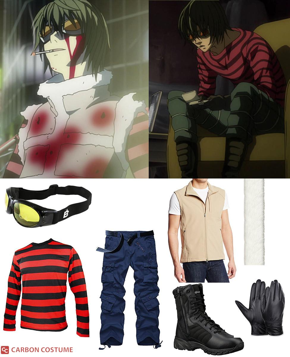 Matt from Death Note Cosplay Guide