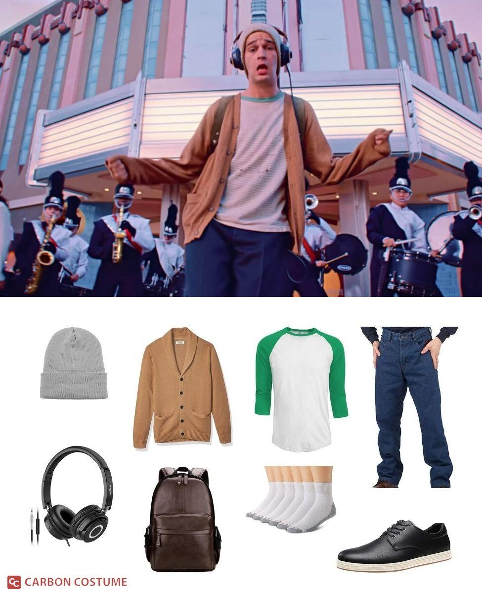 """Matty Healy from The 1975's """"Sincerity is Scary"""" Cosplay Guide"""