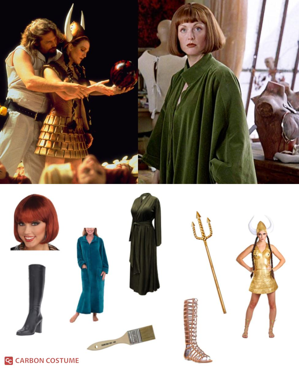 Maude Lebowski from The Big Lebowski Cosplay Guide
