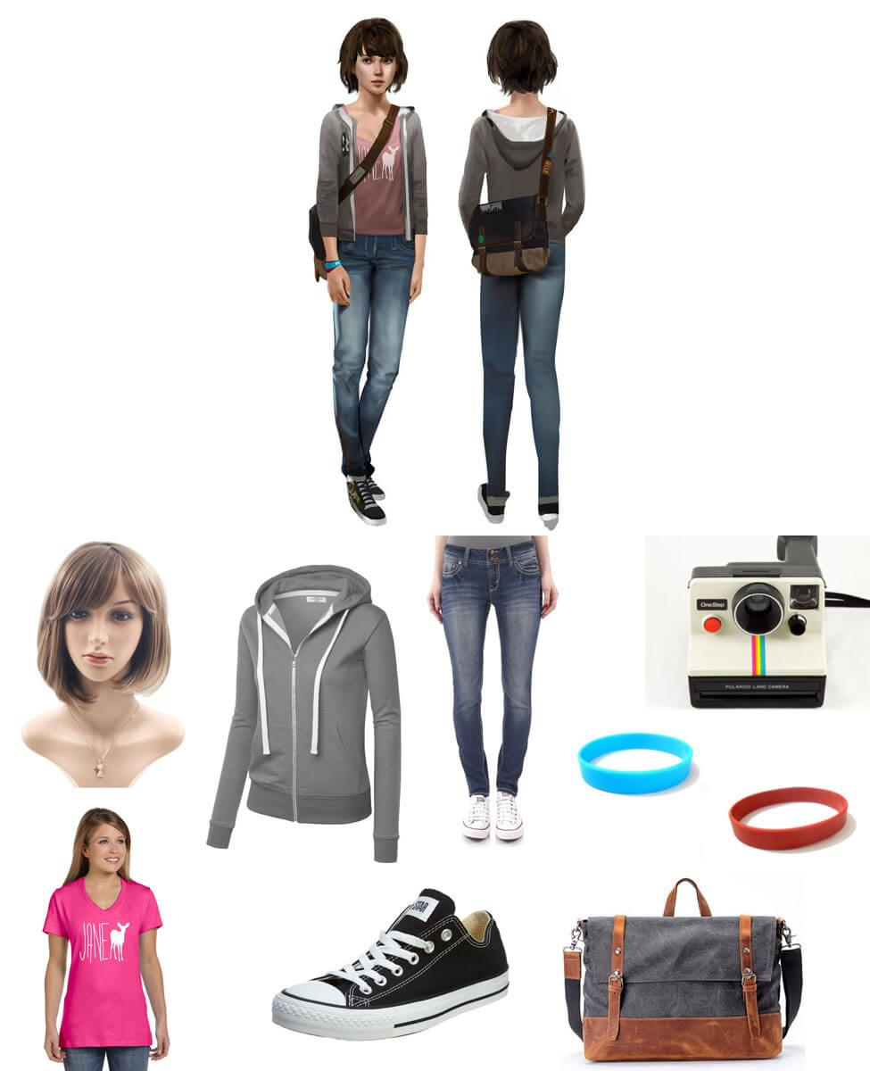 Max Caulfield Cosplay Guide
