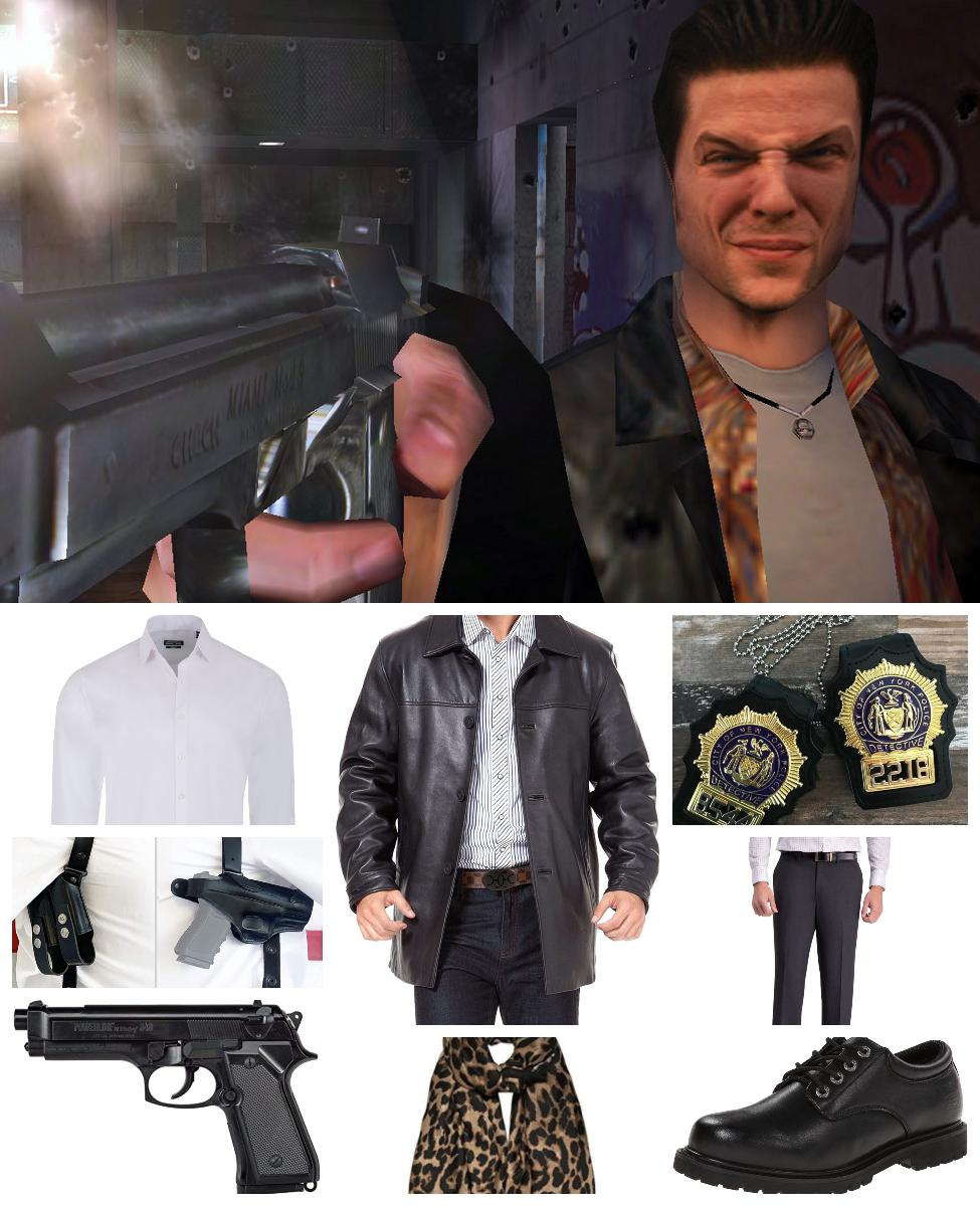 Max Payne (2001) Cosplay Guide