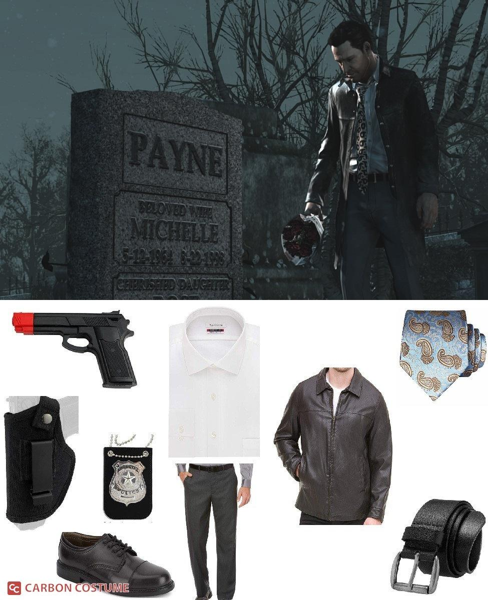 Max Payne Cosplay Guide