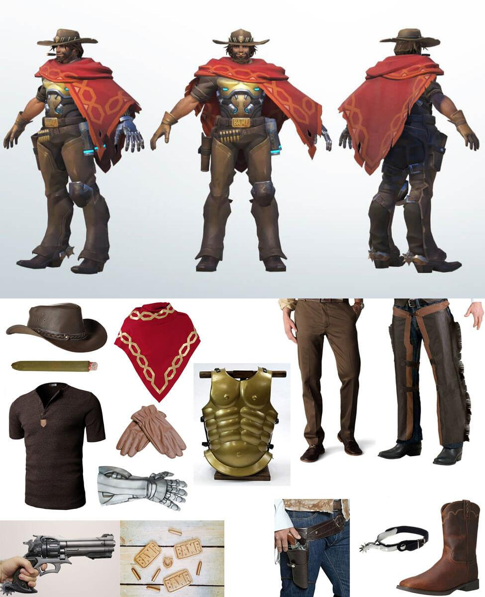 McCree Cosplay Guide