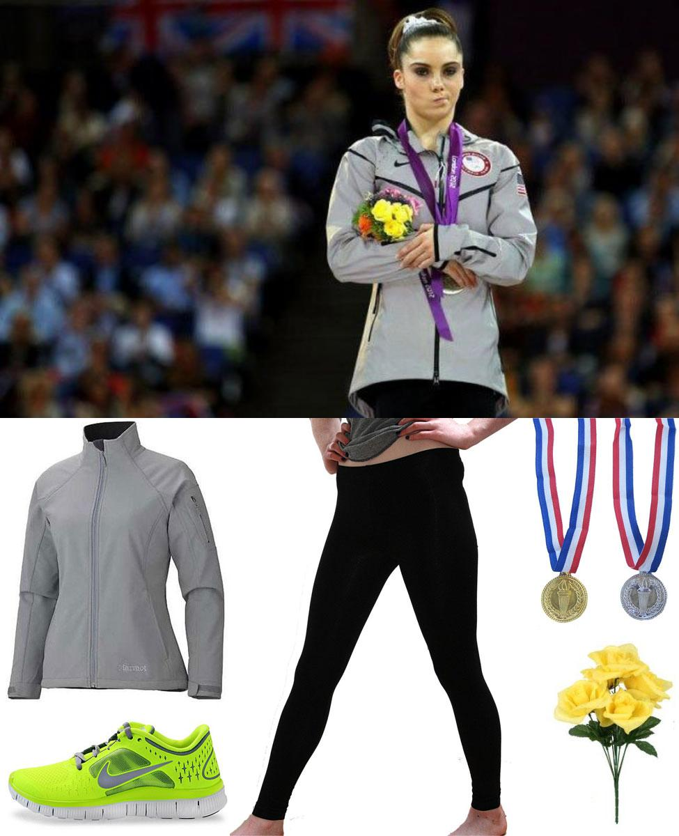 McKayla is Not Impressed Cosplay Guide