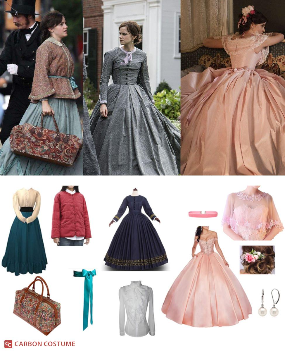 Meg March from Little Women Cosplay Guide