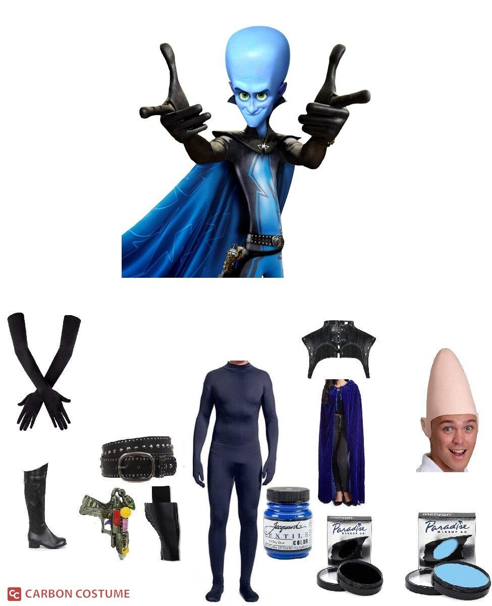 Megamind Cosplay Guide