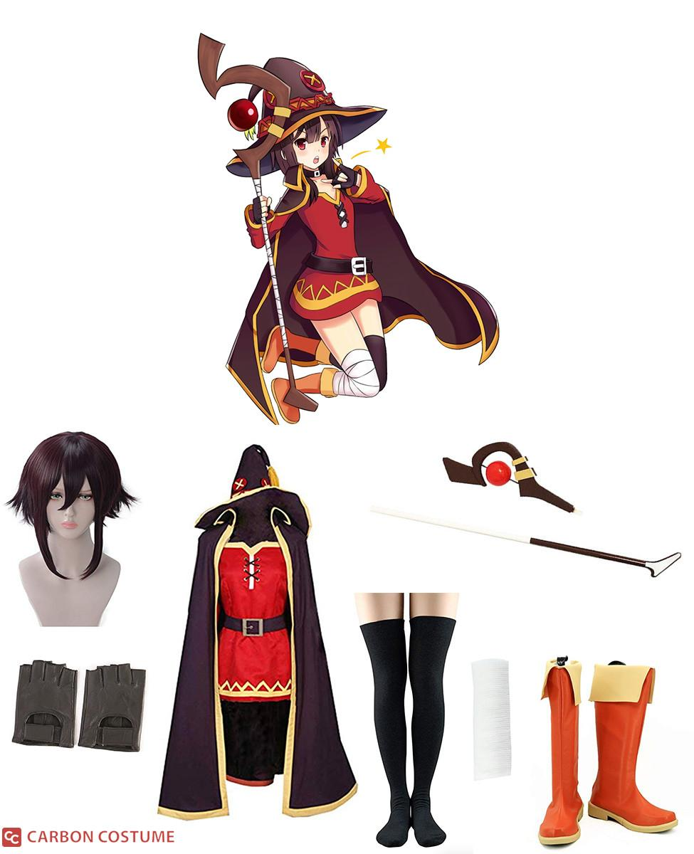 Megumin Cosplay Guide