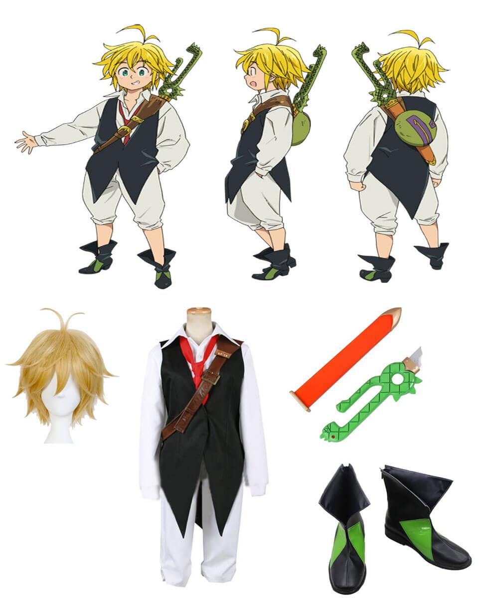 Meliodas Cosplay Guide