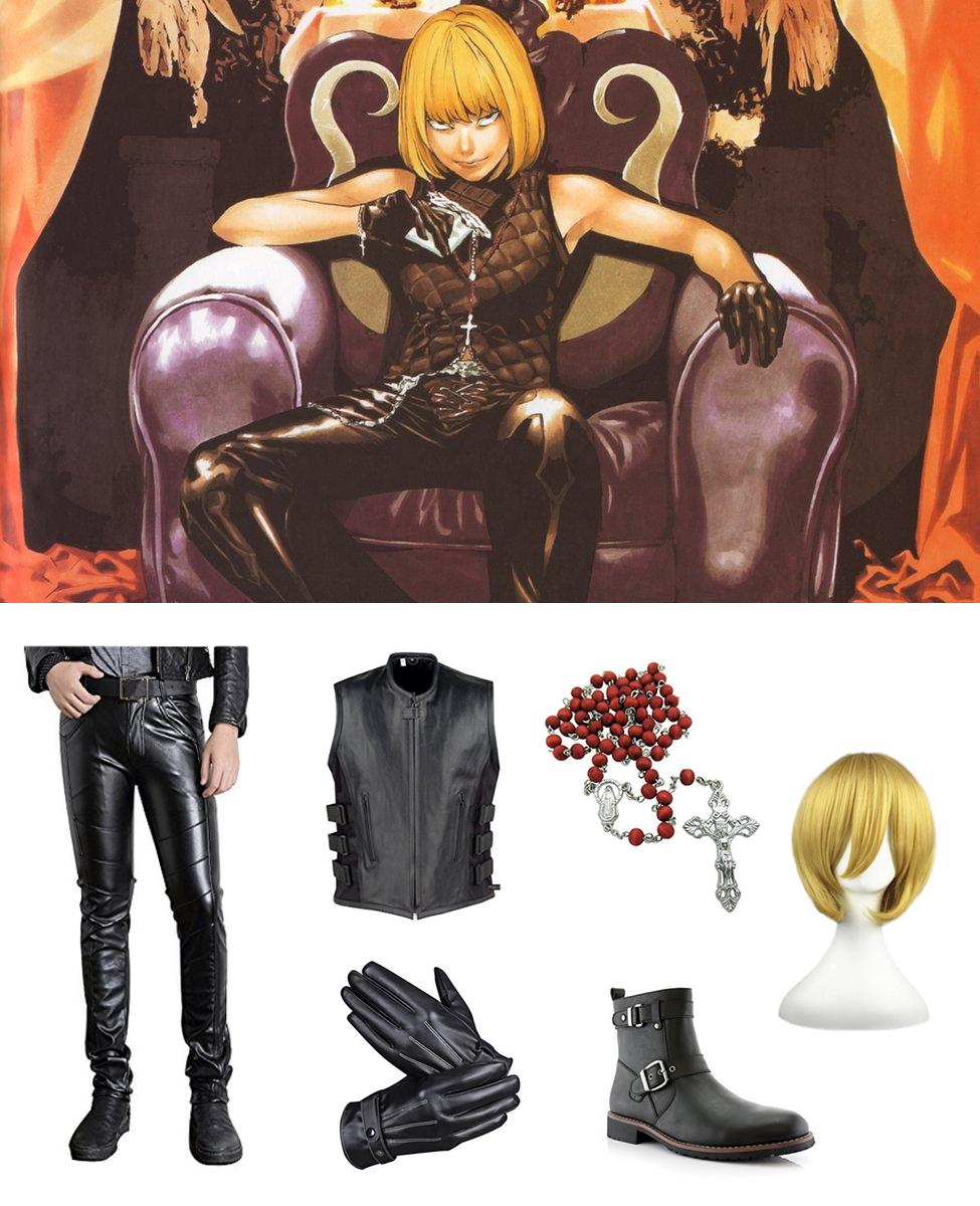 Mello from Death Note Cosplay Guide