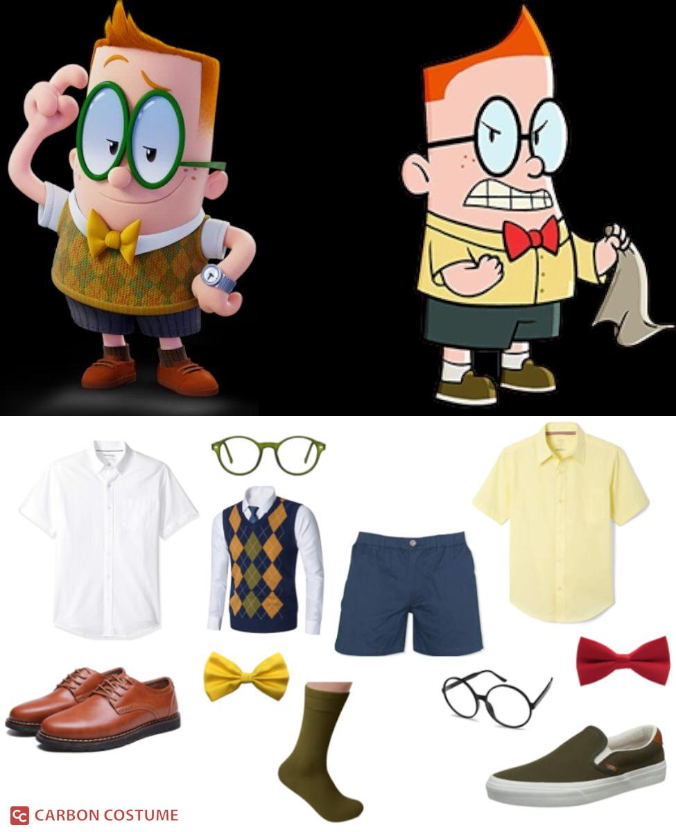 Melvin Sneedly from Captain Underpants Cosplay Guide