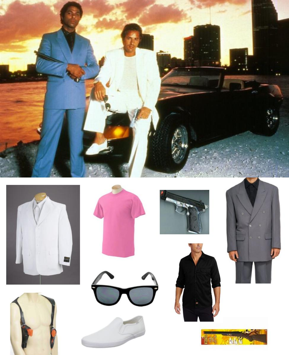 Miami Vice Cosplay Guide