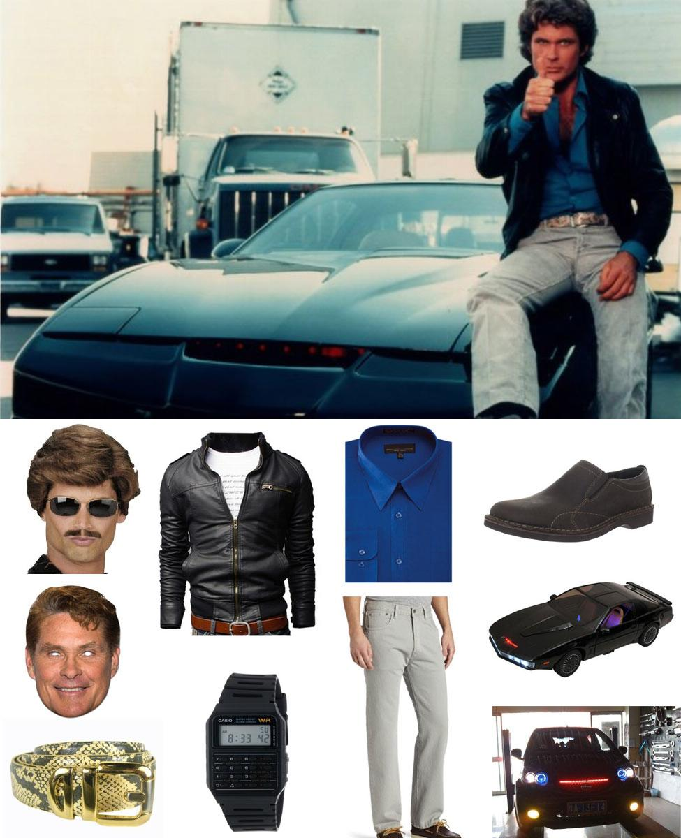 Michael Knight Cosplay Guide