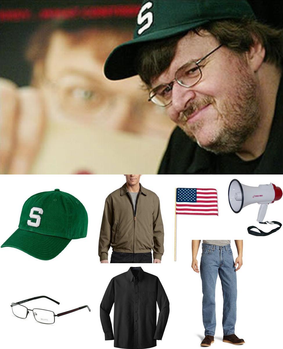 Michael Moore Cosplay Guide
